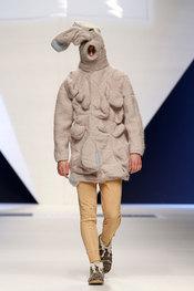 Moda Hombre - Isabel Mastache en la Pasarela Cibeles 2010