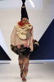 Isabel Mastache - Cibeles Fashion Week 2010