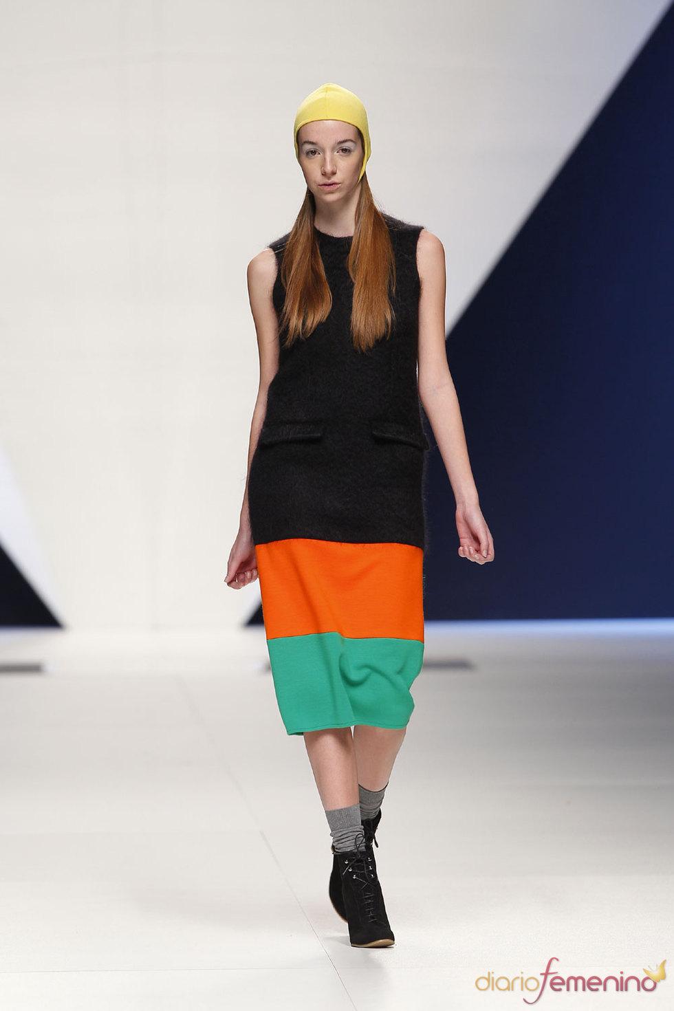 Moda Carlos Doblas en Cibeles Madrid Fashion Week 2010