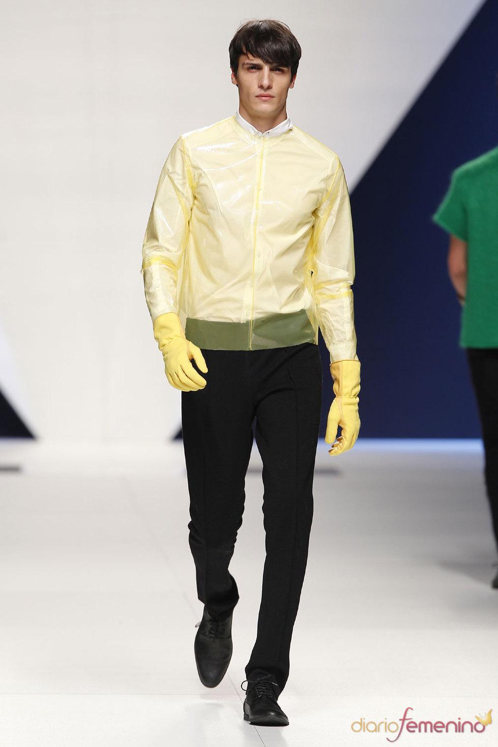 Moda Hombre - Carlos Doblas en la Pasarela Cibeles 2010