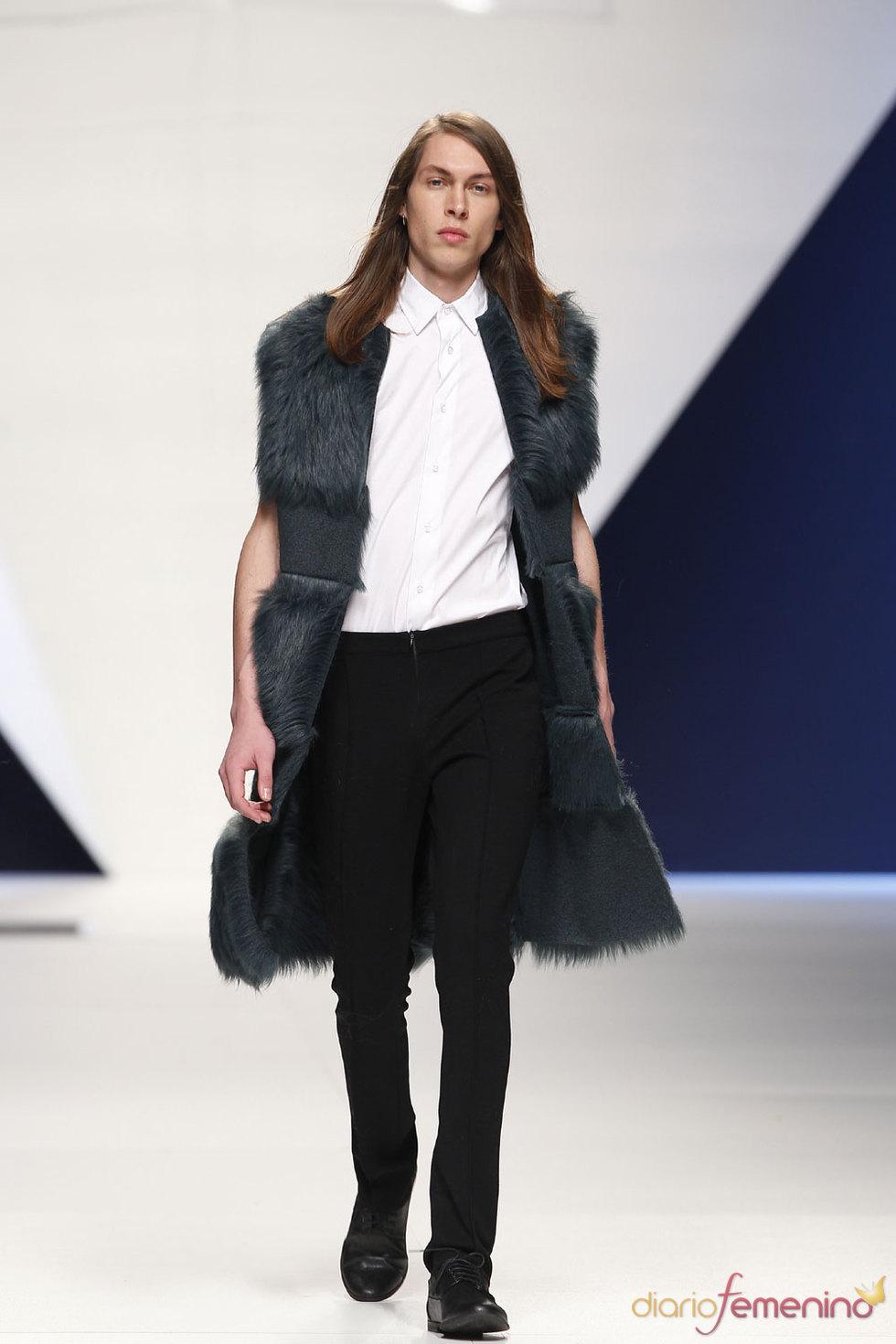 Moda masculina Pasarela Cibeles 2010 - Carlos Doblas