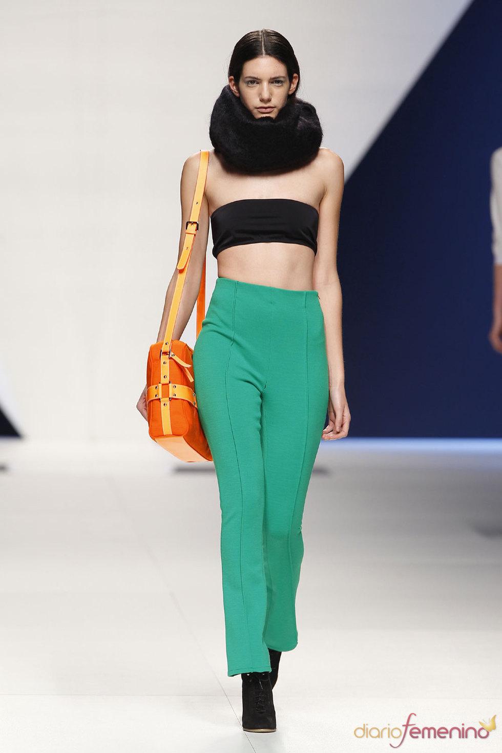Moda Femenina - Carlos Doblas - Cibeles Madrid Fashion Week 2010
