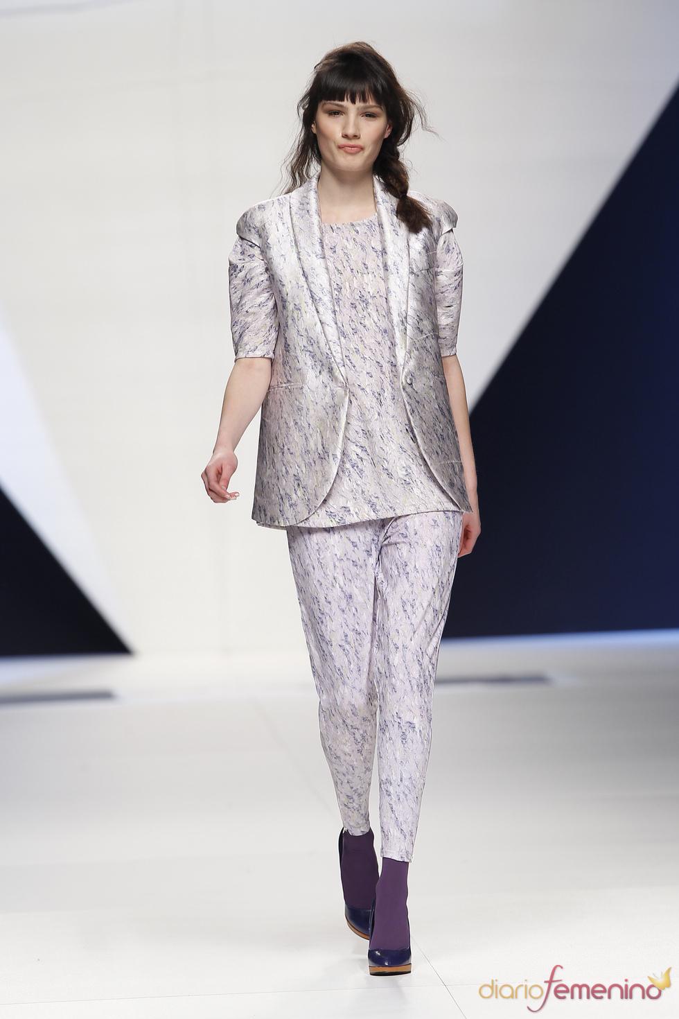 Solitas: fotos en la Cibeles Fashion Week 2010