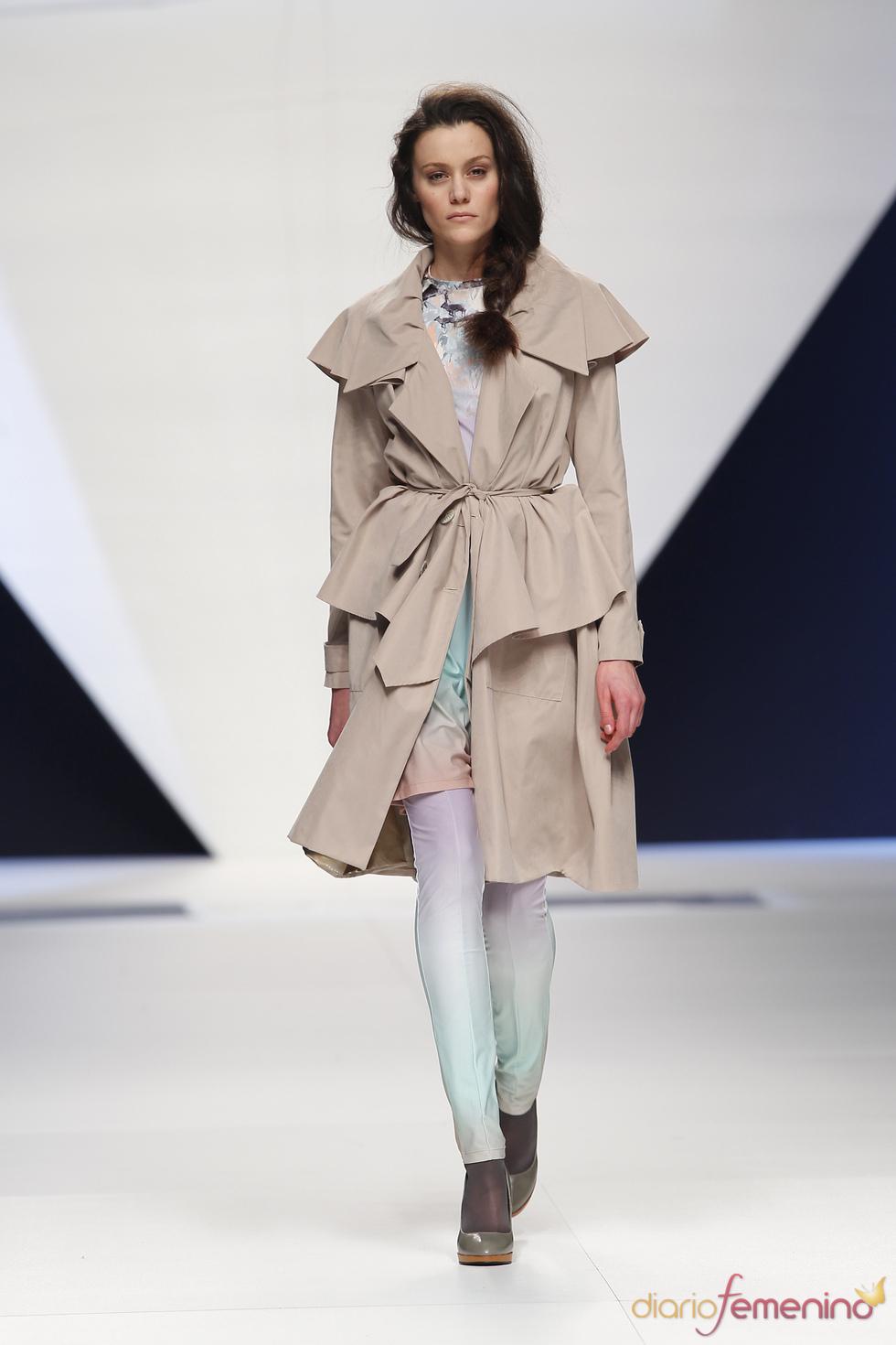 Solitas: fotos en la Cibeles Madrid Fashion Week 2010