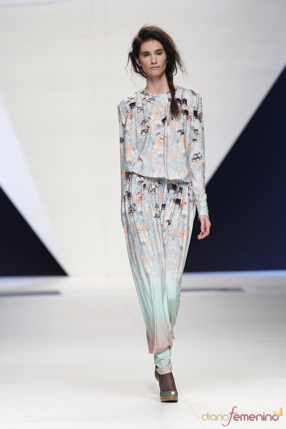 Colección de Solitas en Cibeles Madrid Fashion Weel 2010