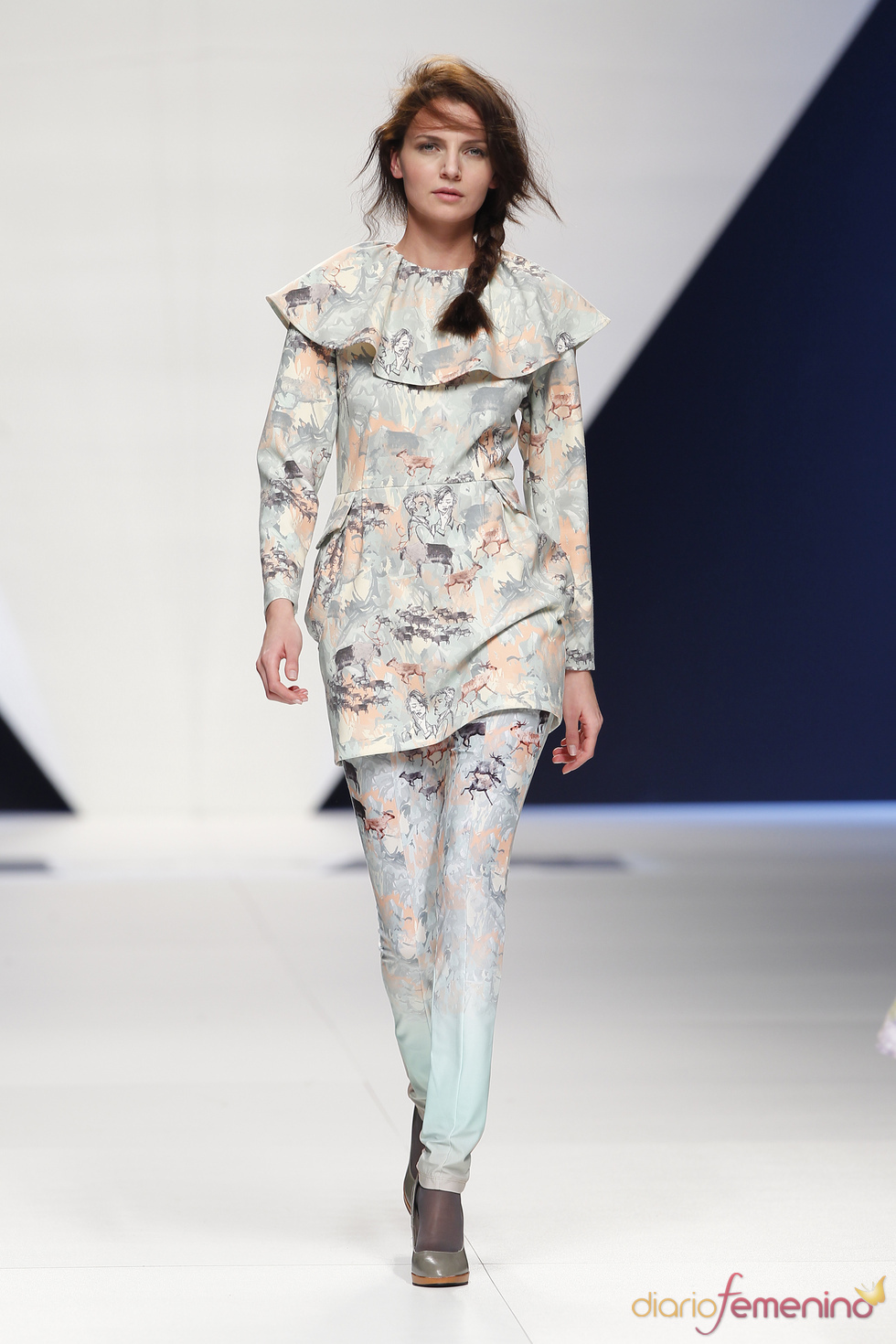 Colección de Solitas en la semana de la moda de Madrid 2010