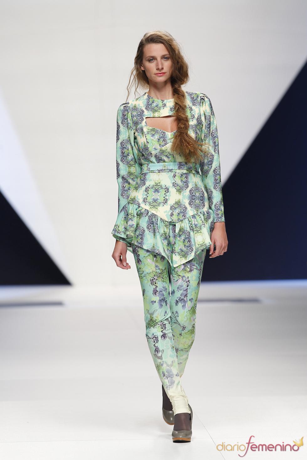 Cibeles Madrid Fashion Week 2010 y Solitas