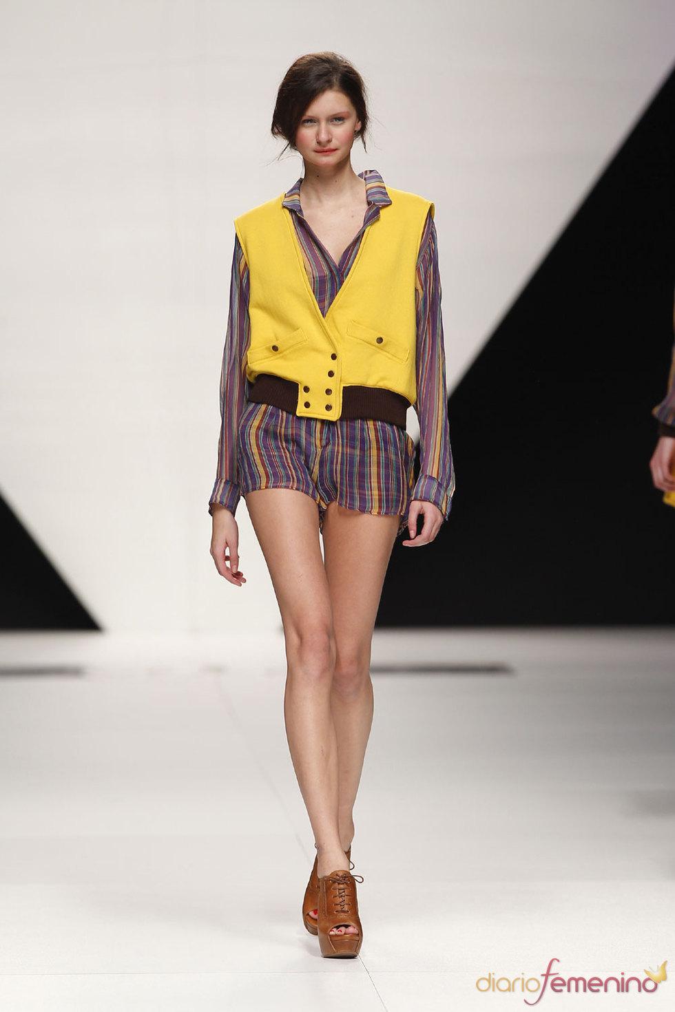 Moda American Perez - Pasarela Cibeles 2010