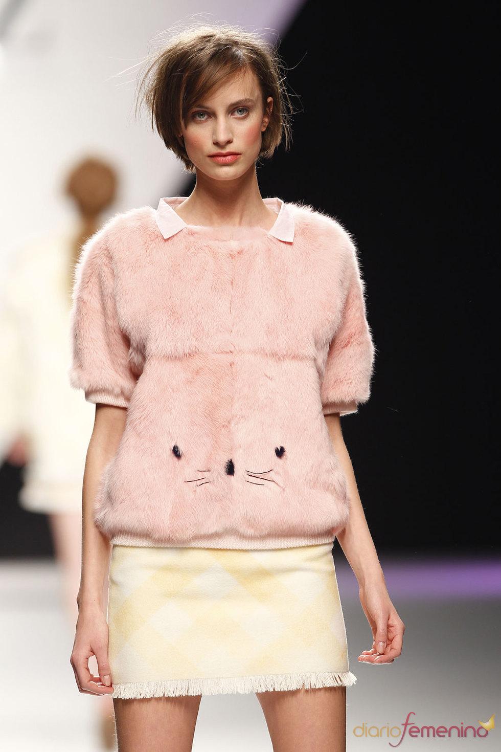 Pasarela Cibeles 2010 - Moda Joven - American Perez