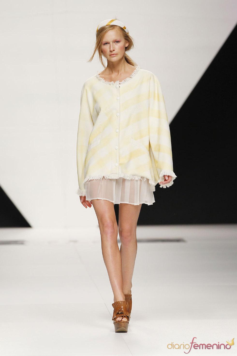 Cibeles Madrid Fashion Week 2010: American Perez