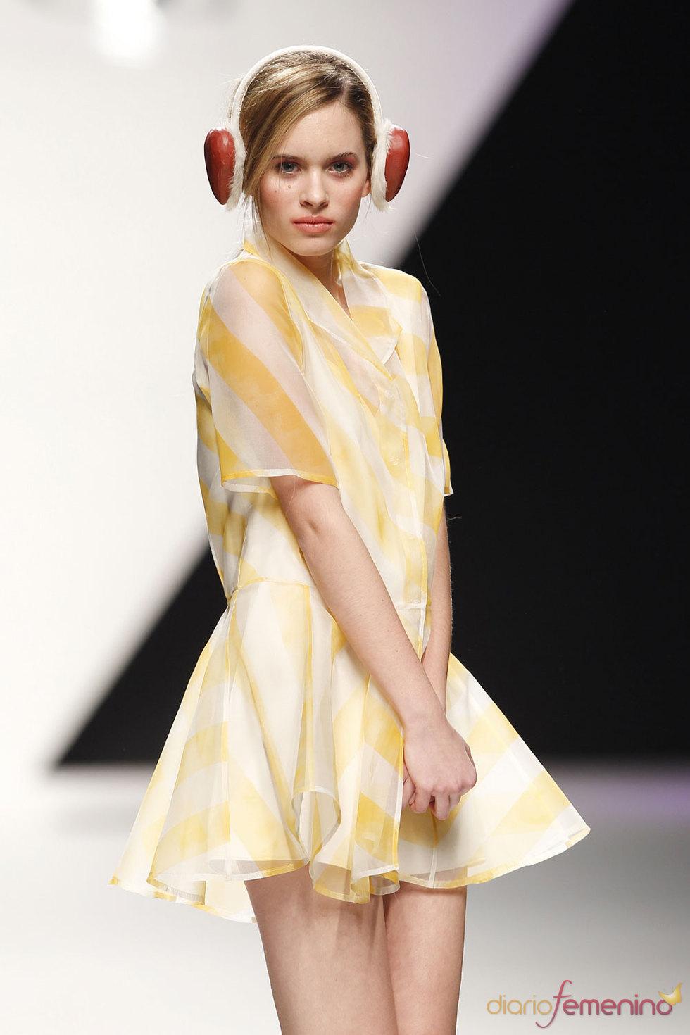 American Perez - Moda Pasarela Cibeles 2010