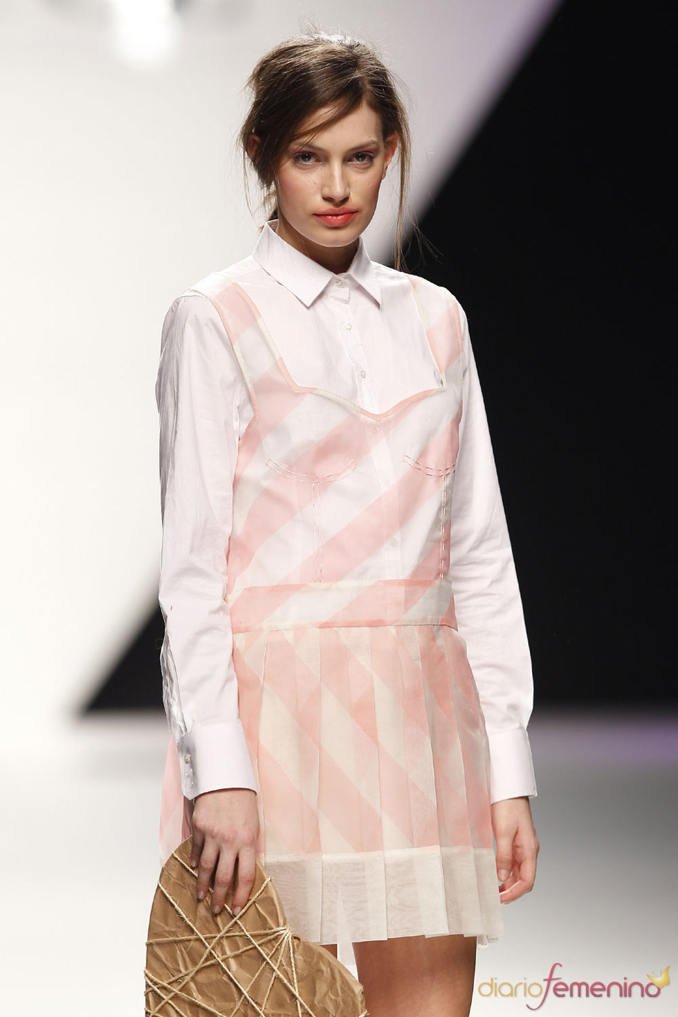 Modelos de American Perez - Pasarela Cibeles 2010