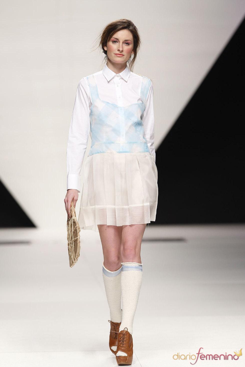Moda joven 2010 - American Perez -  Cibeles  Fashion Week
