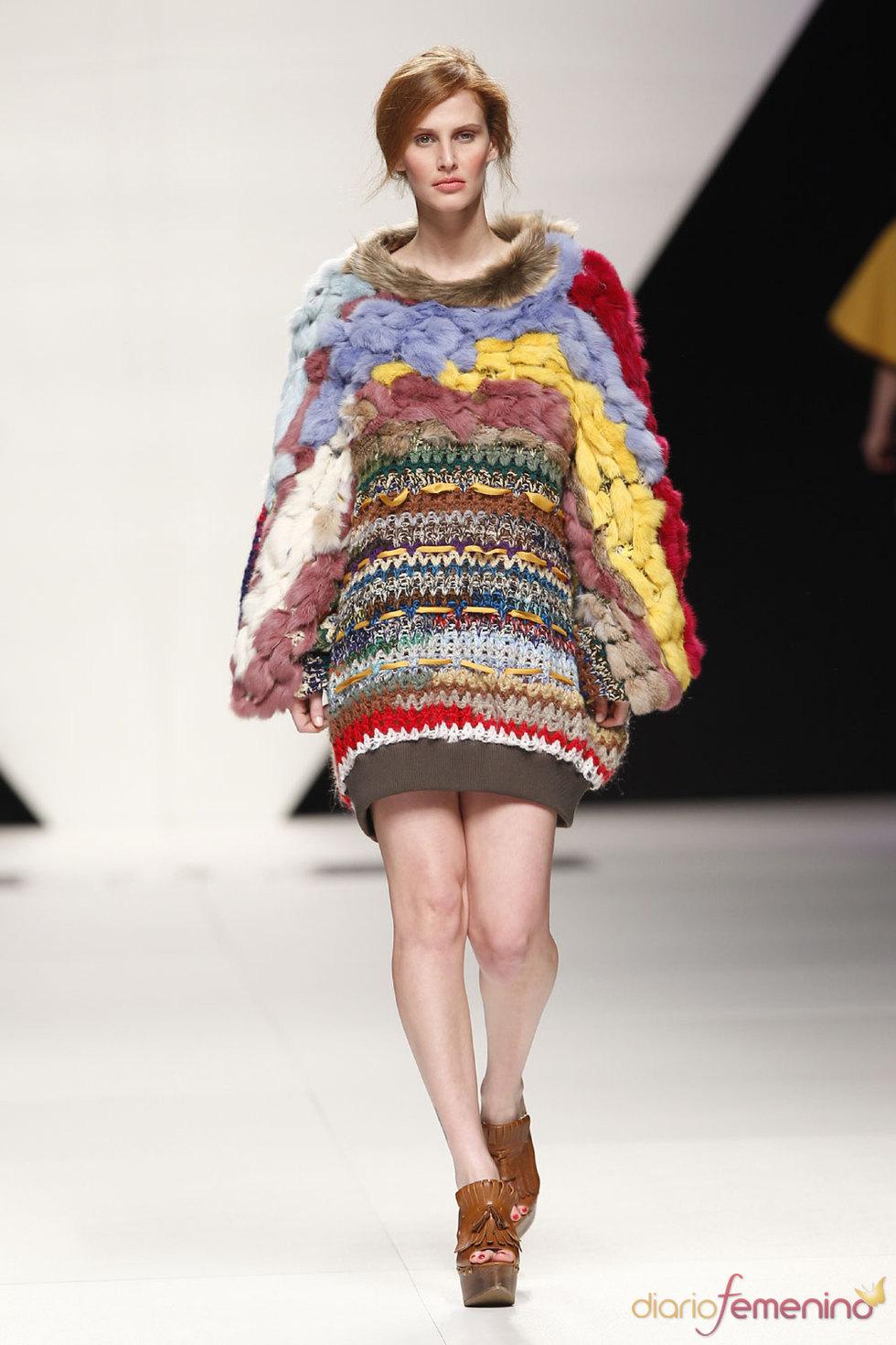 Los colores de la Pasarela Cibeles 2010: American Perez