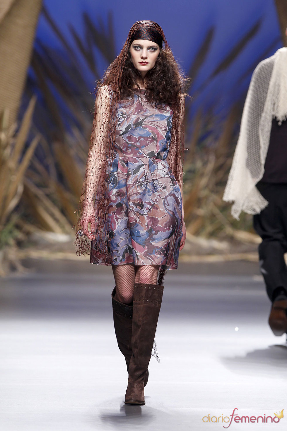 Pasarela Cibeles - Moda 2010 - Francis Montesinos