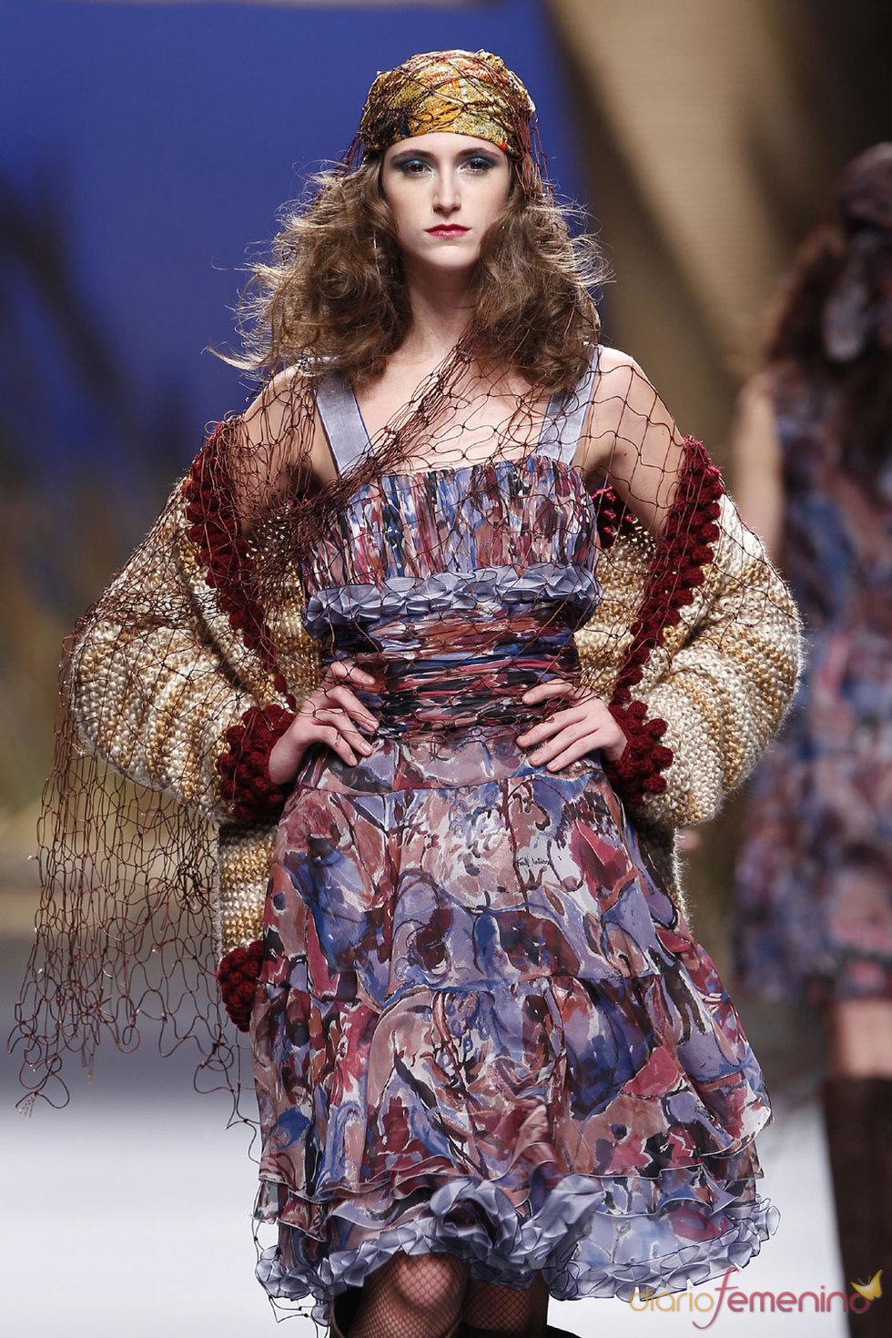Francis Montesinos - Cibeles Fashion Week