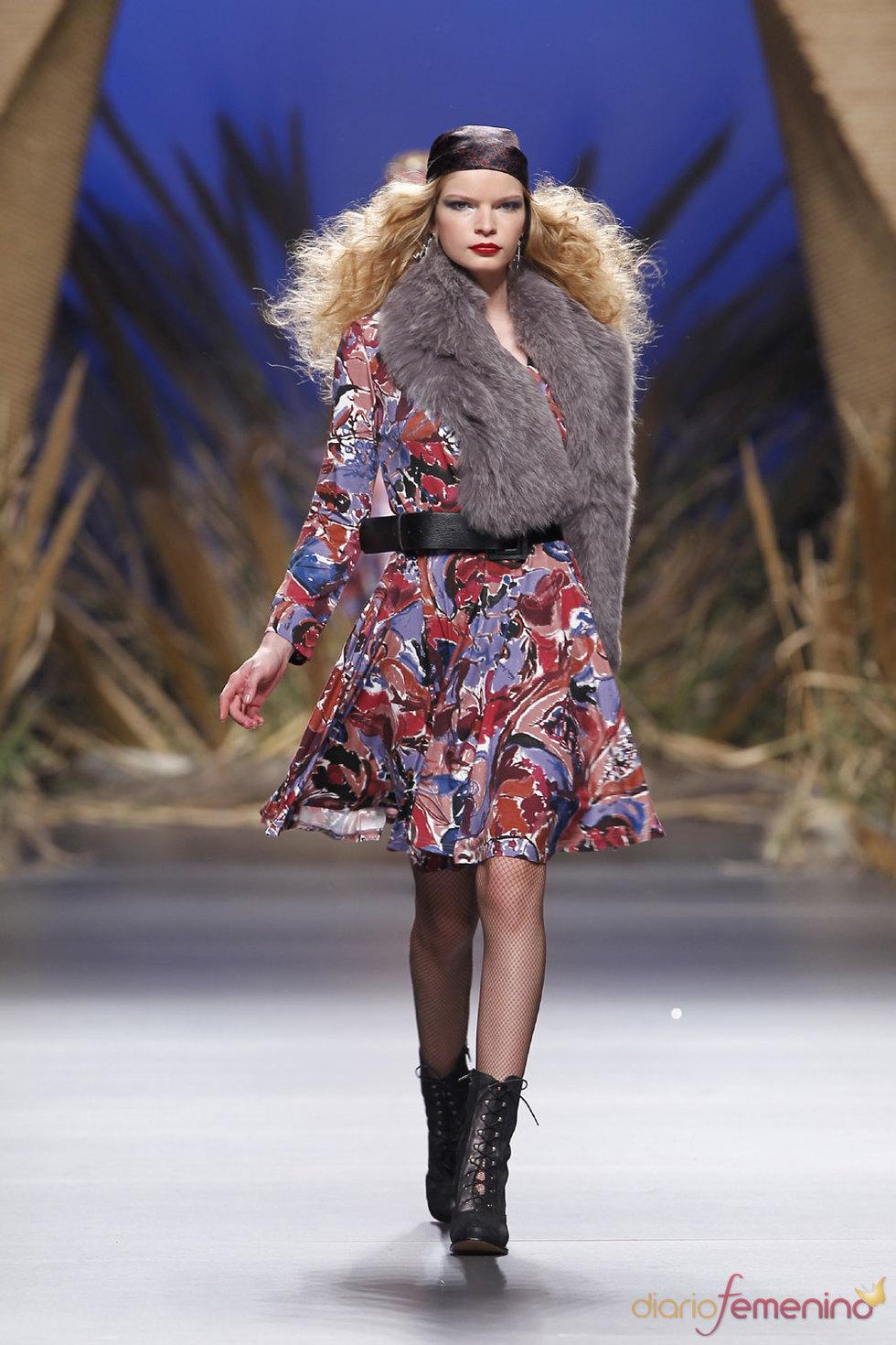 Cibeles Fashion Week 2010 - Francis Montesinos