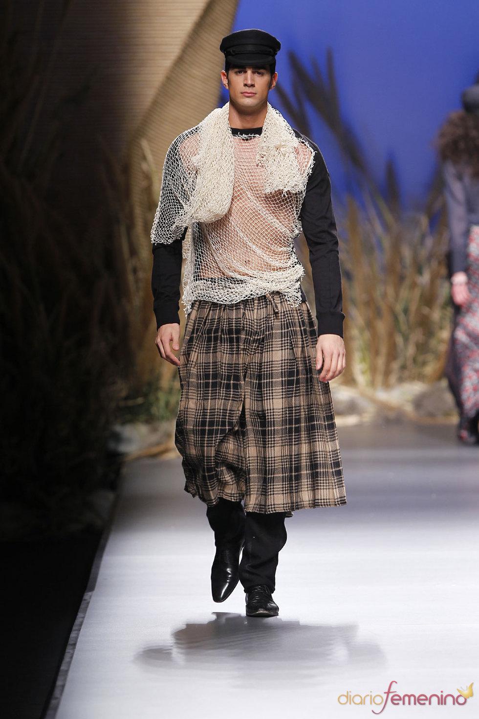 Moda Hombre 2010 - Francis Montesinos