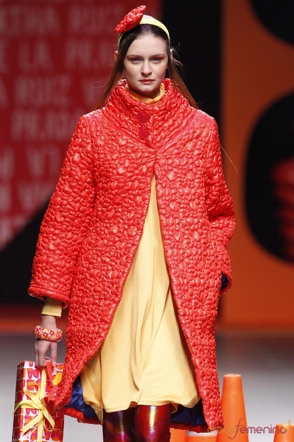 Moda 2010 Otoño Invierno - Ágatha Ruíz de la Prada