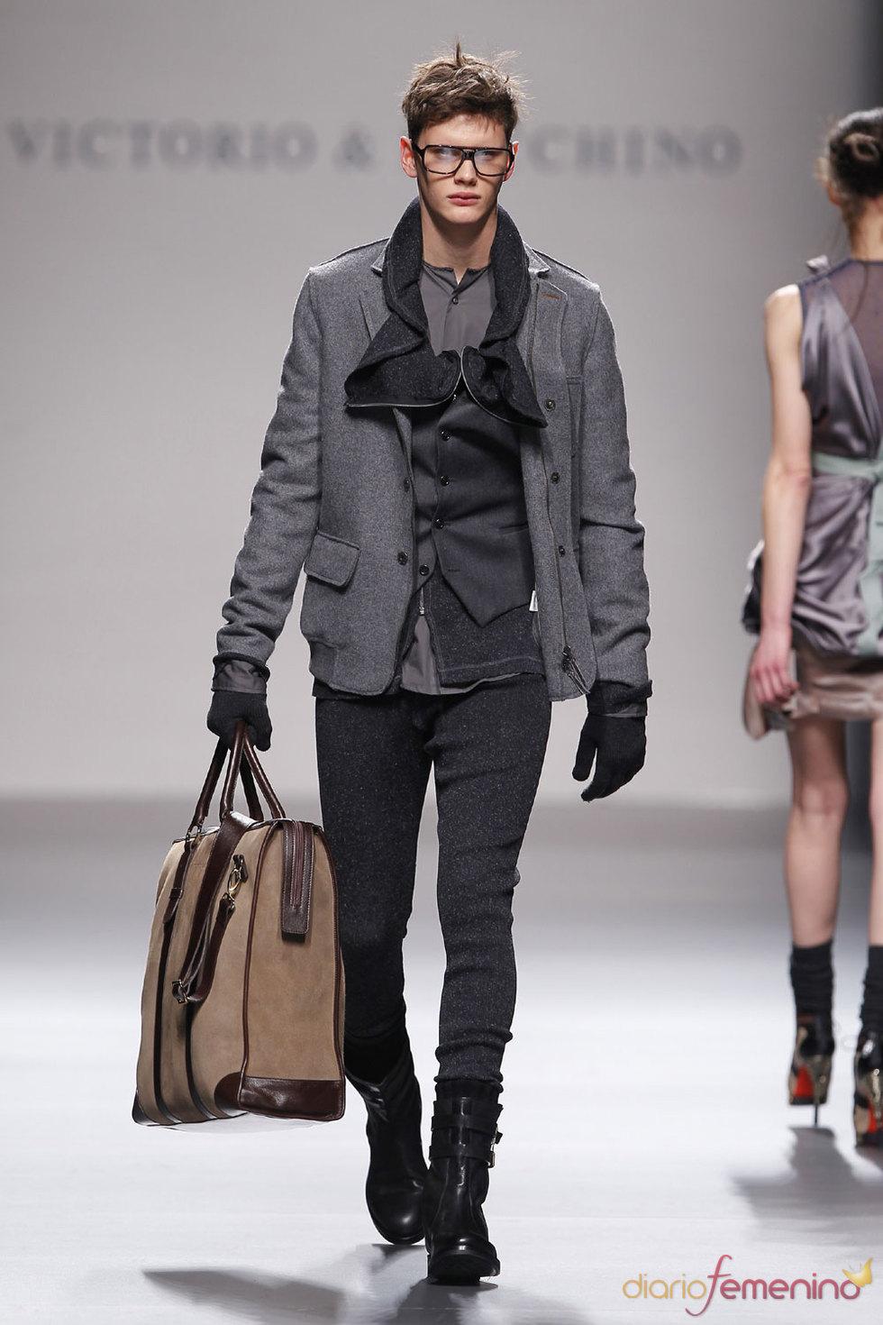 Moda Hombre Cibeles 2010 de Victorio & Lucchino