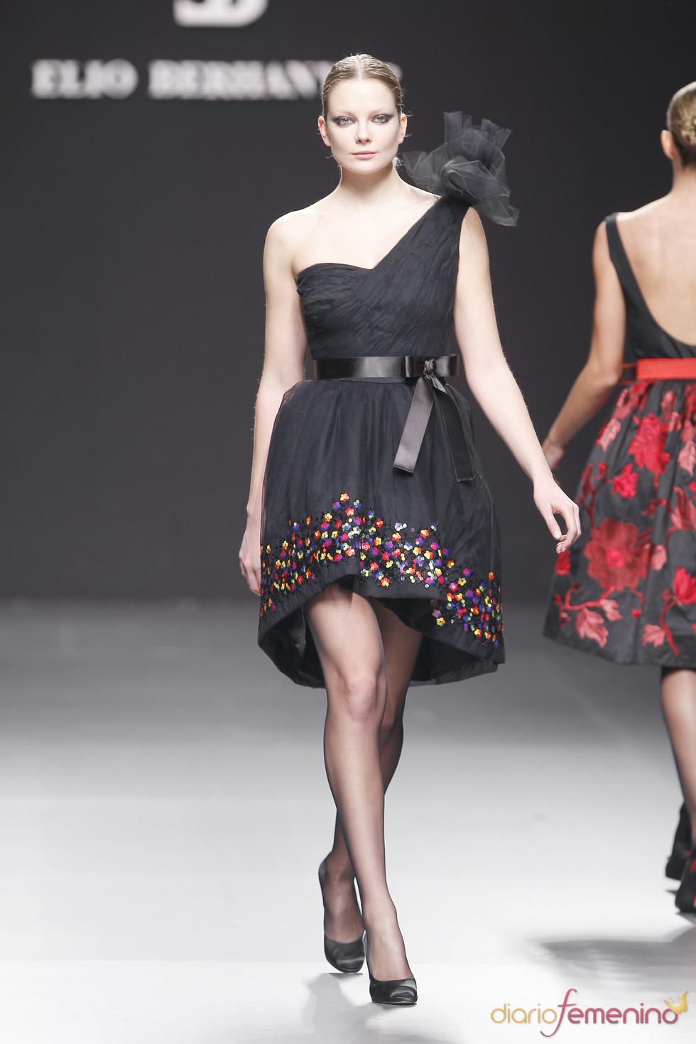 Elio Berhanyer: colección Madrid Fashion Week 2010