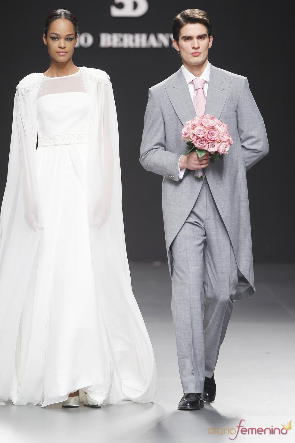 Elio Berhanyer: traje de novia
