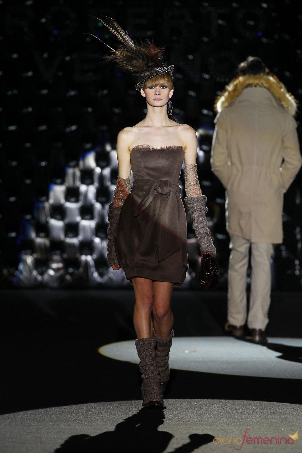Roberto Verino: colección Madrid Fashion Week 2010
