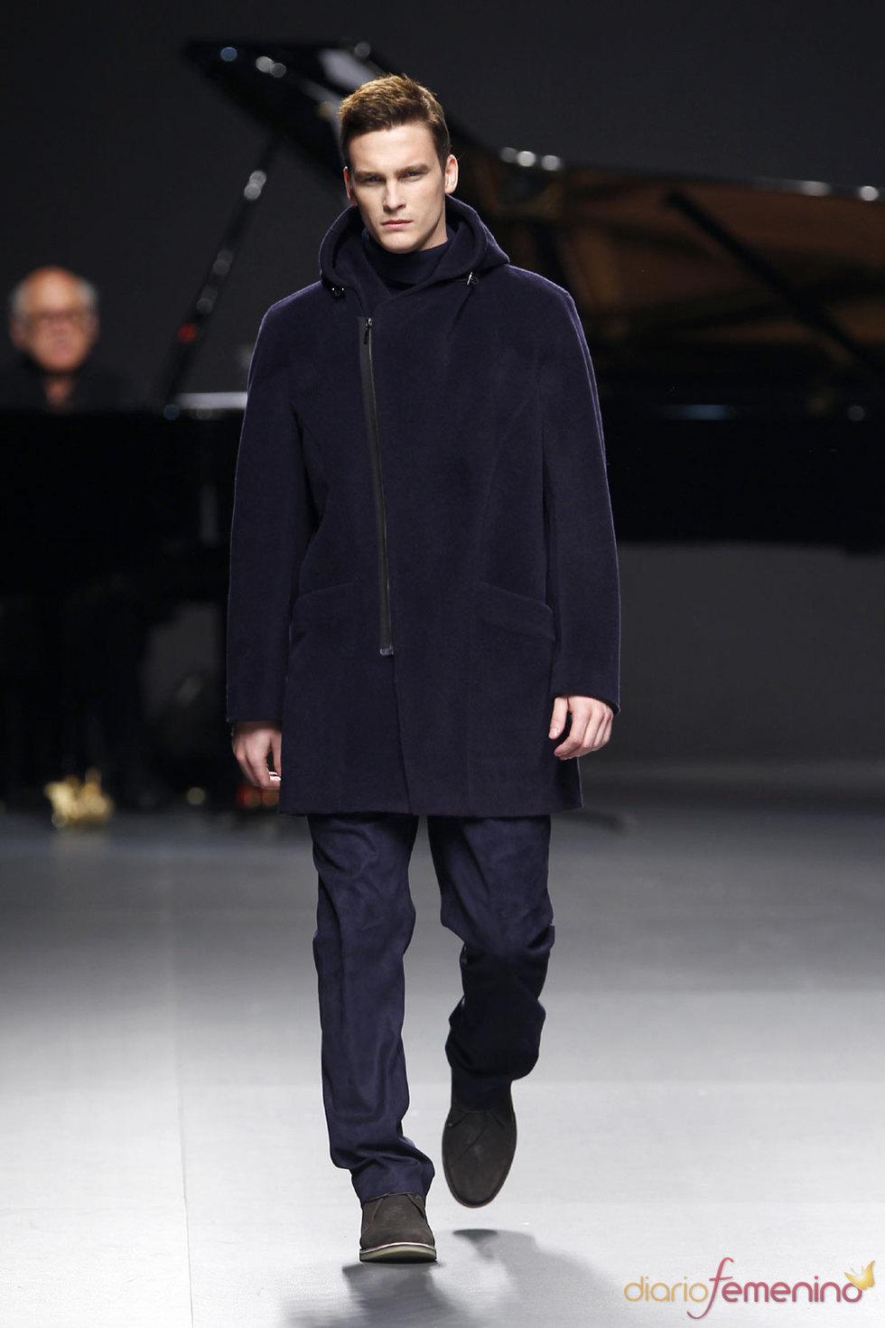 Adolfo Domínguez - Madrid Fashion Week 2010