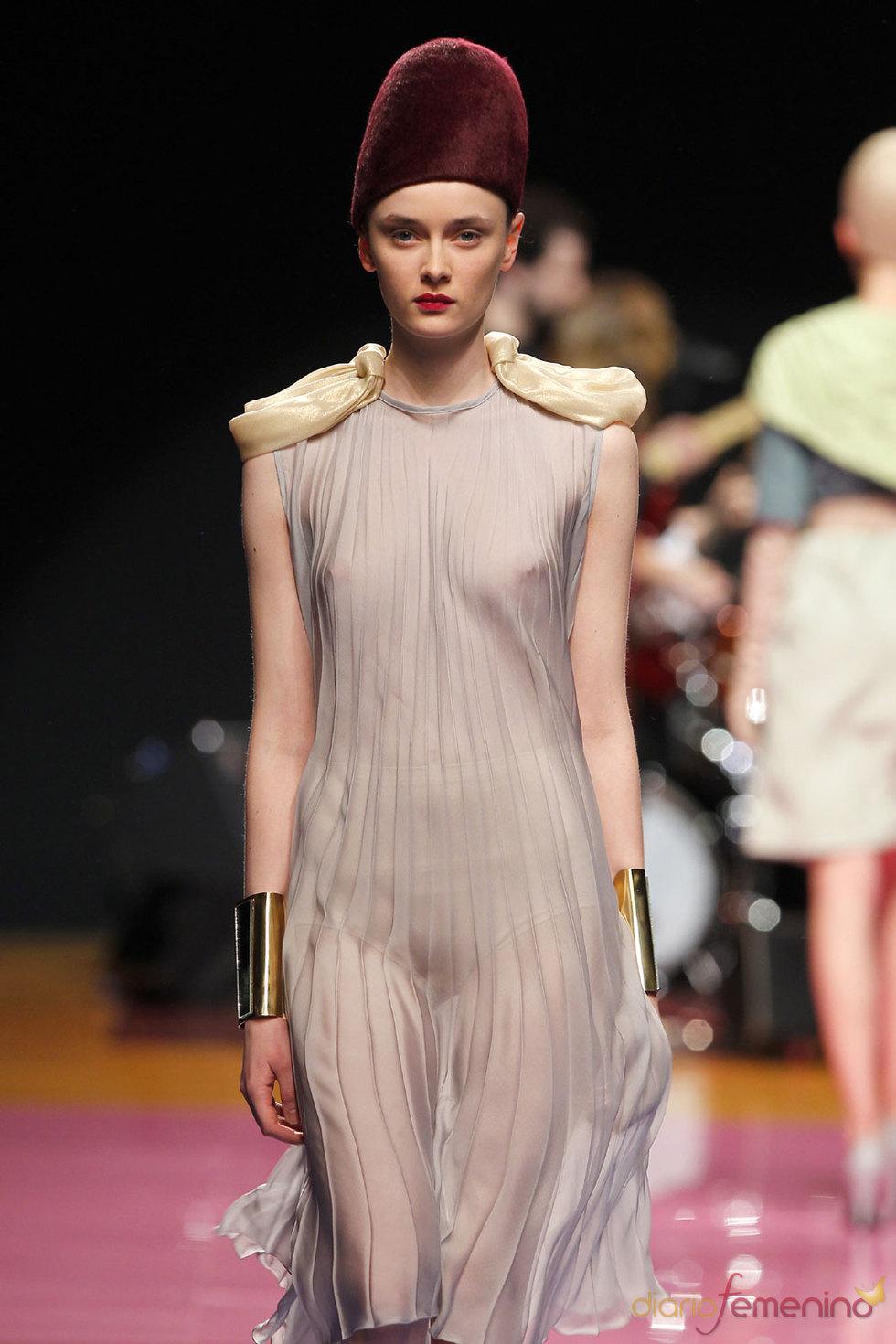 Moda Duyos en Cibeles Fashion Week 2010