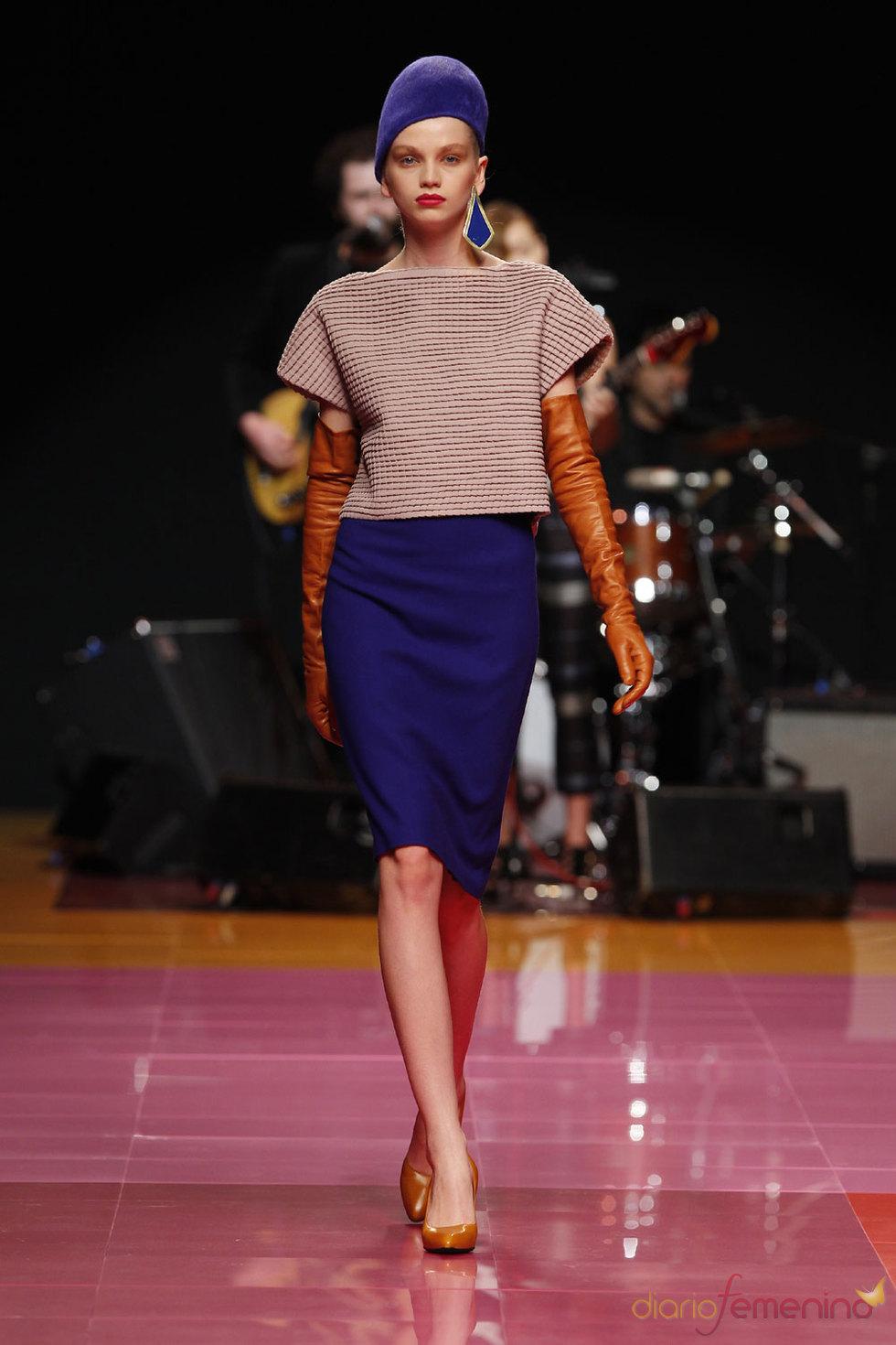 Los colores y tejidos de Duyos 2010-2011