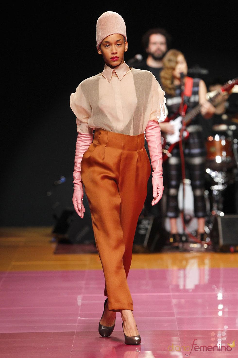 Moda femenina de Duyos - Otoño Invierno