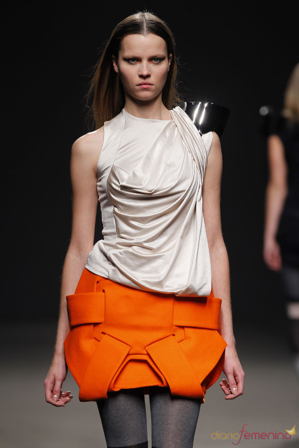 Amaya Arzuaga - Moda Otoño Invierno 2010 - 2011