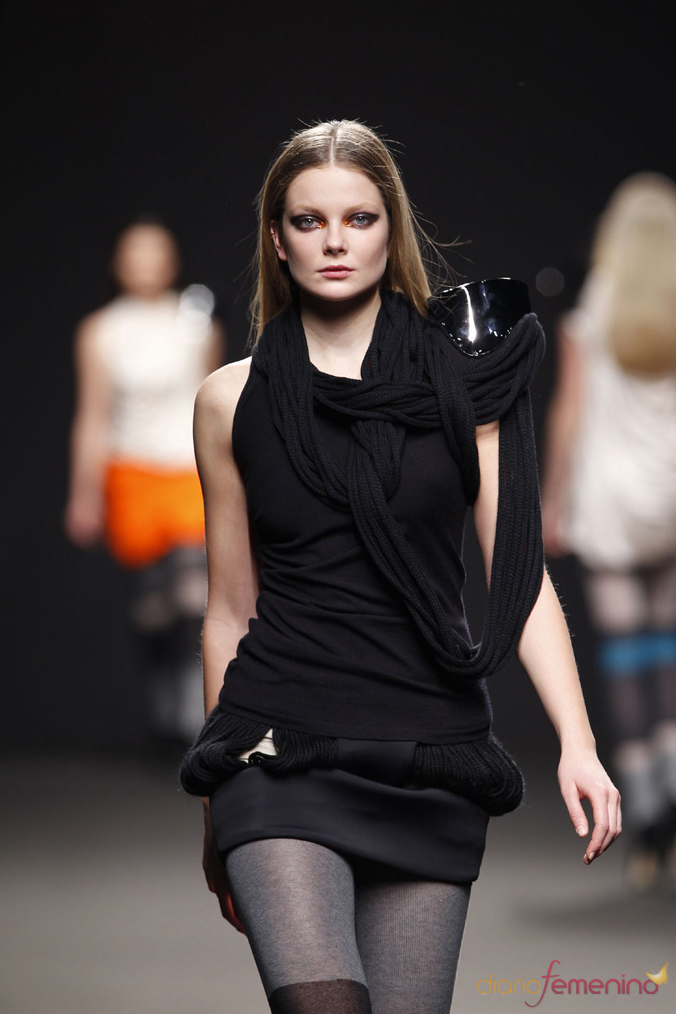 Amaya Arzuaga - Moda Femenina Otoño Invierno 2010 - 2011