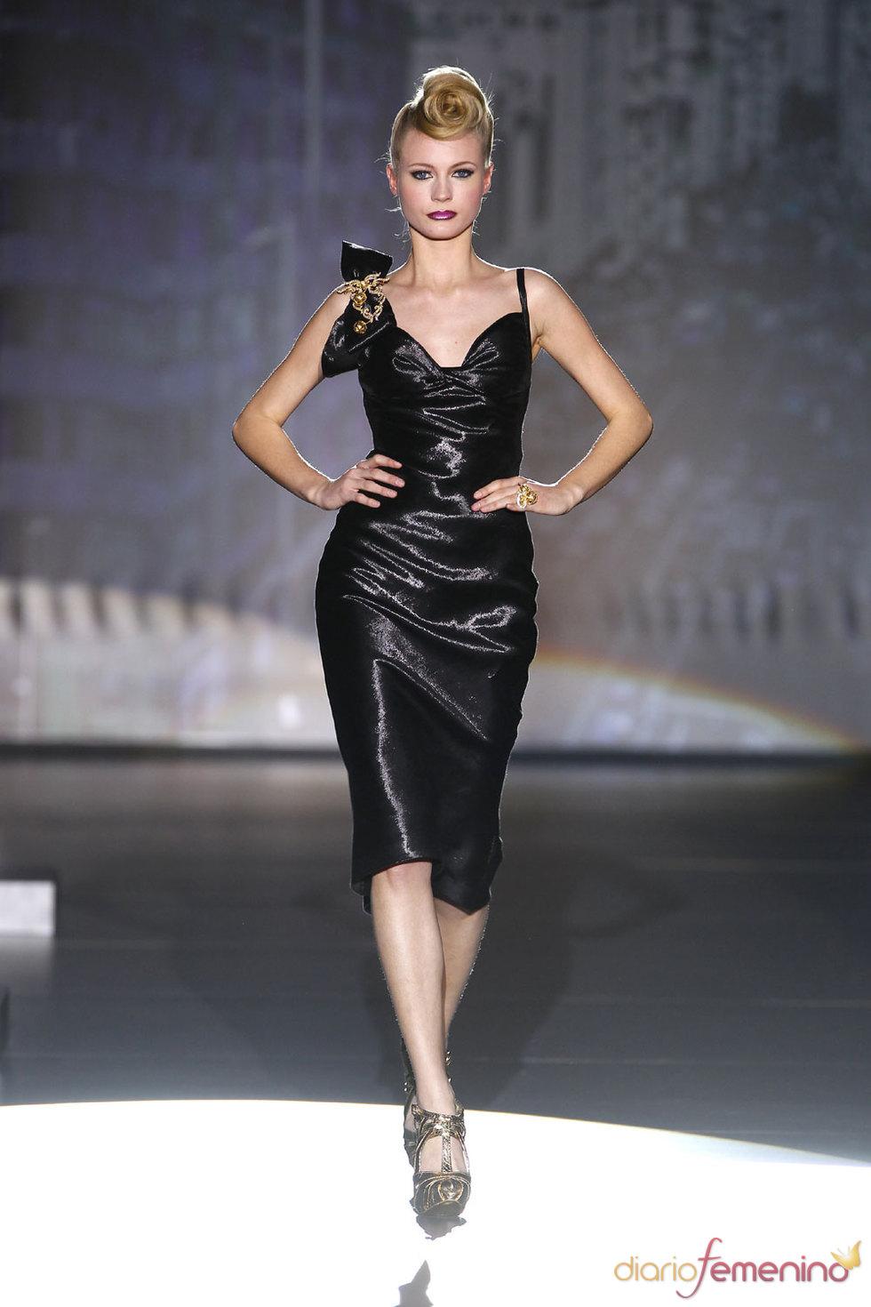 Colección 2010 Hannibal Laguna - Cibeles Fashion Week