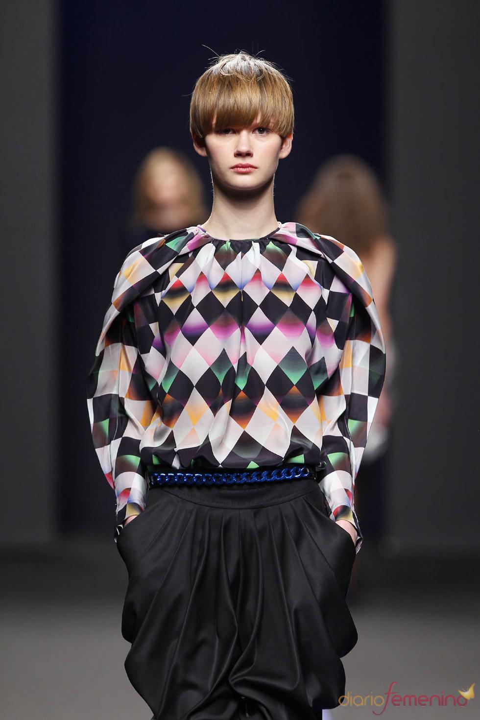 Los colores de Miguel Palacio en Cibeles Fashion Week 2010
