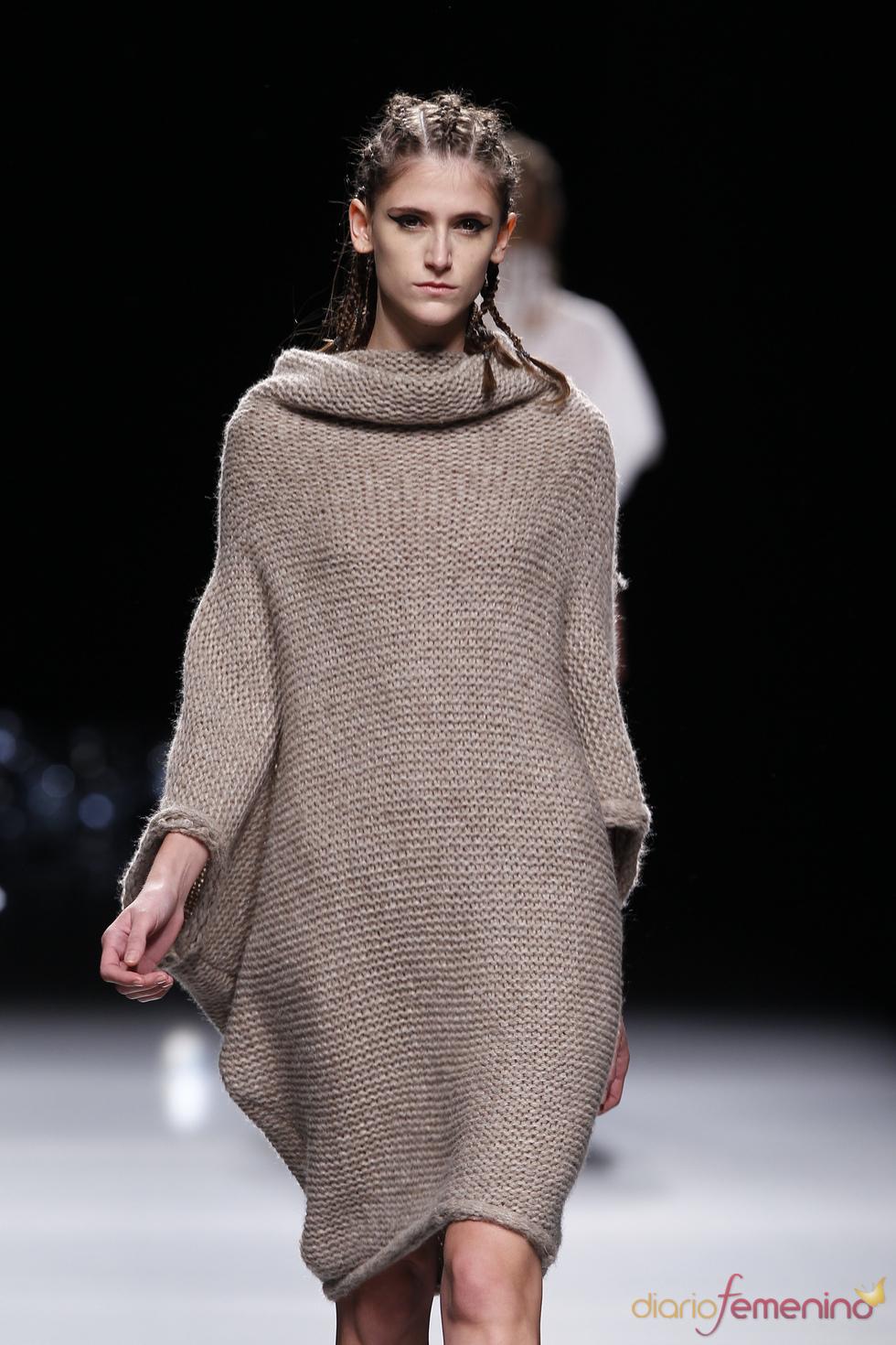 Vestido túnica de José Miró
