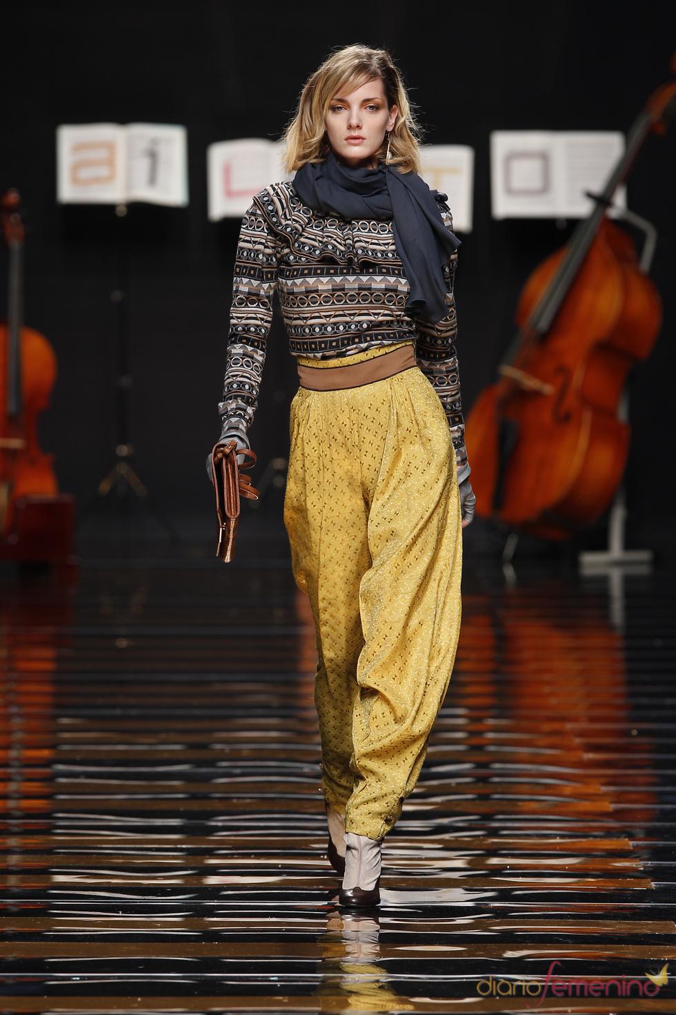 Moda Mujer - Ailanto 2010-2011