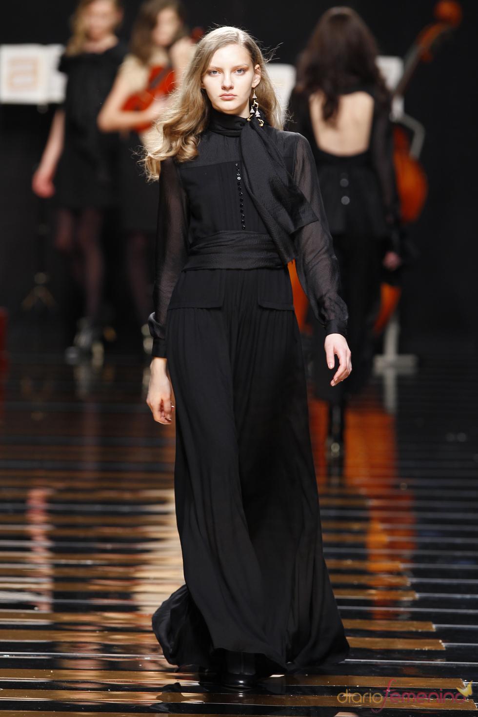 Ailanto en la Cibeles Madrid Fashion Week 2010