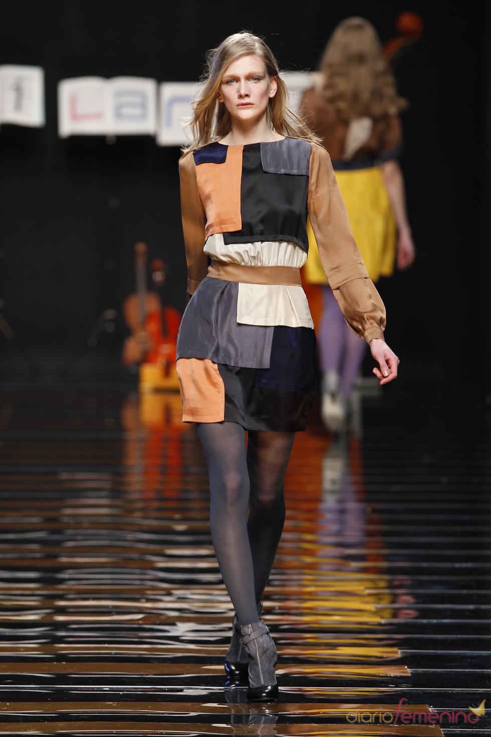 Desfile de Ailanto en la Semana de la Moda de Madrid 2010