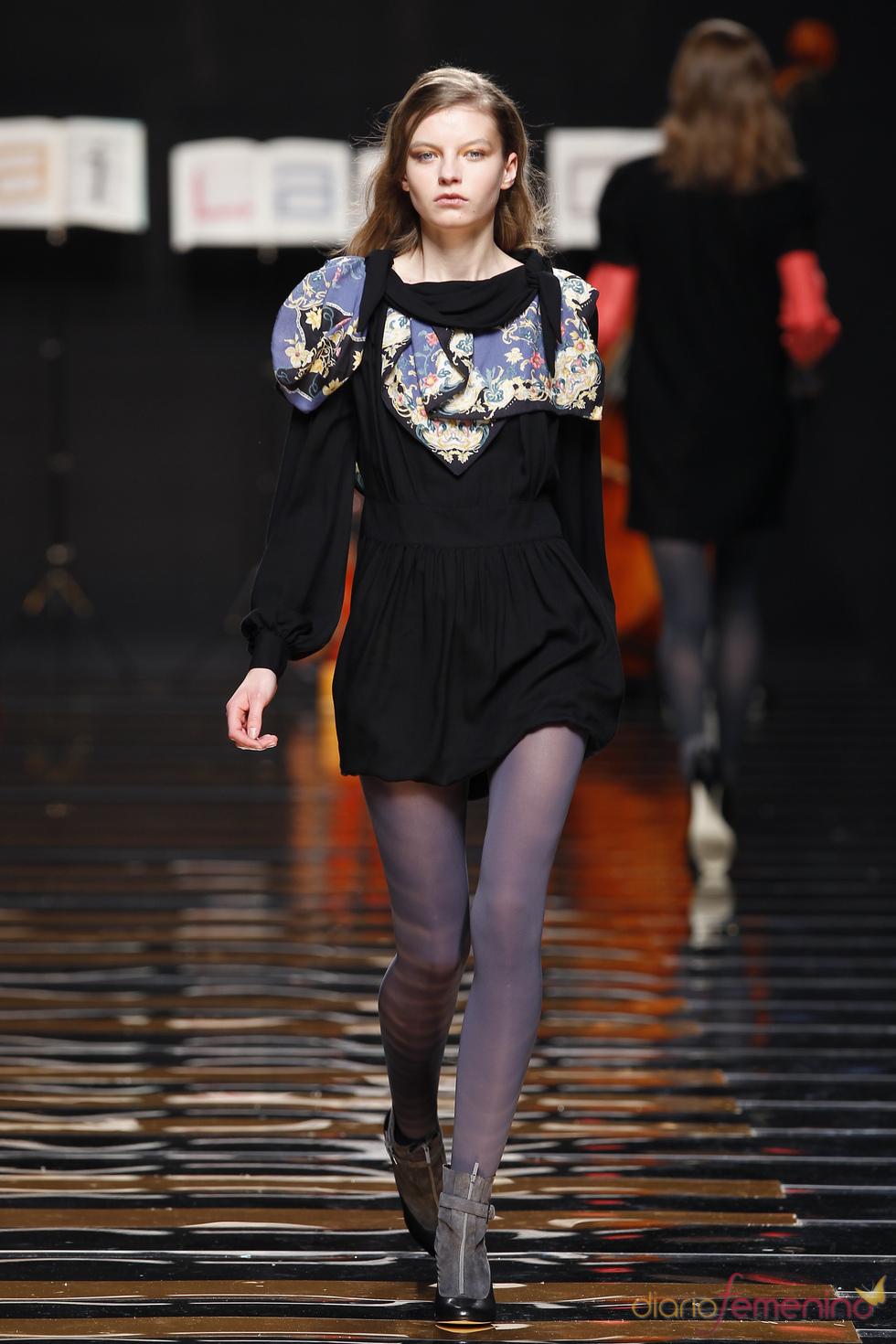 Propuestas de Ailanto en Cibeles Madrid Fashion Week 2010
