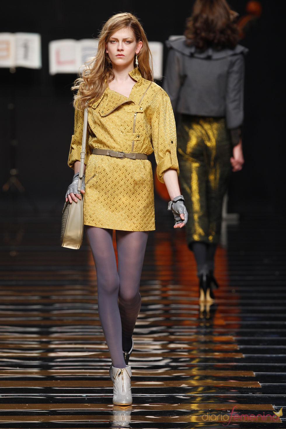 Sofisticación de Ailanto en Cibeles Madrid Fashion Week