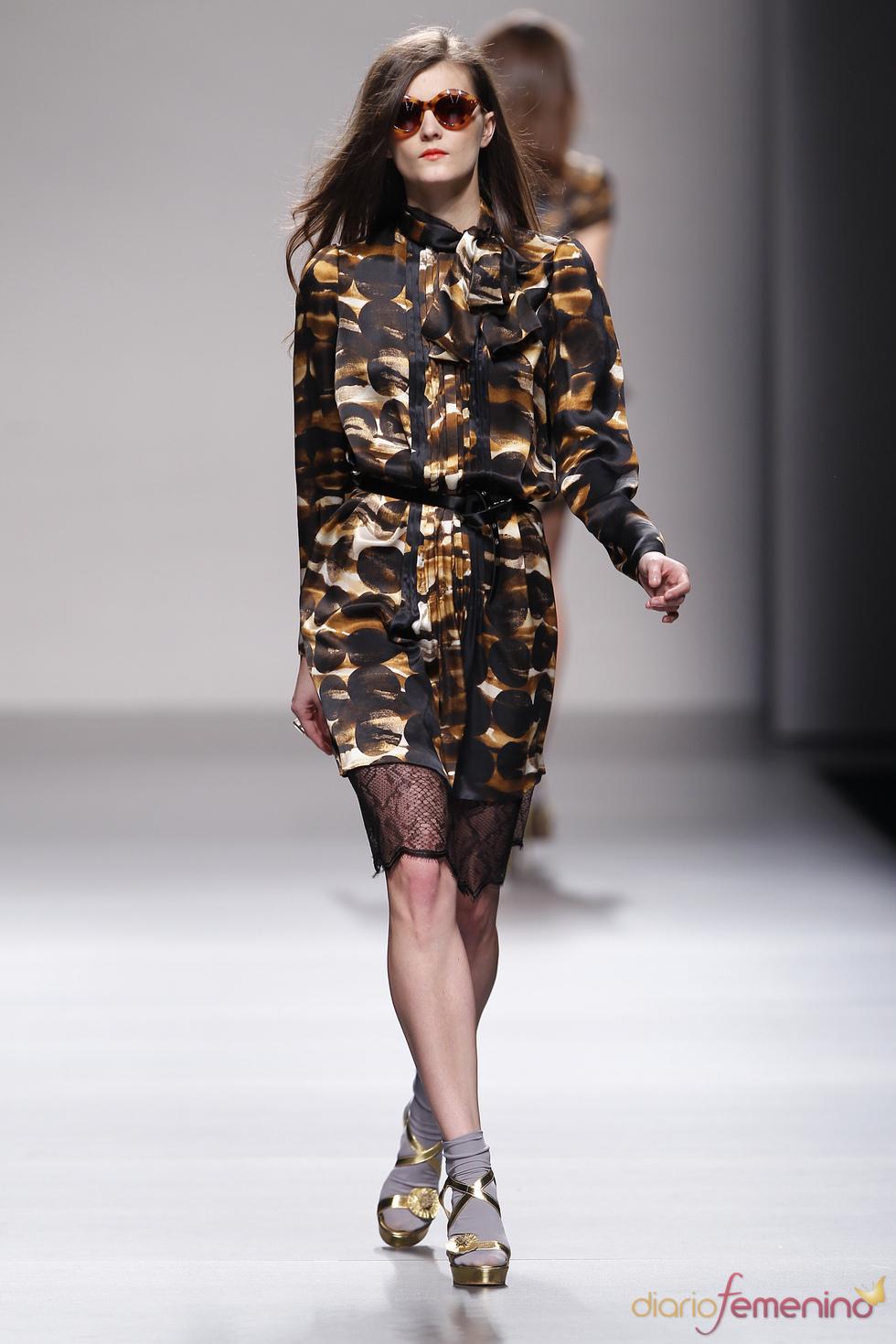 Cibeles Madrid Fashion Week y Lydia Delgado