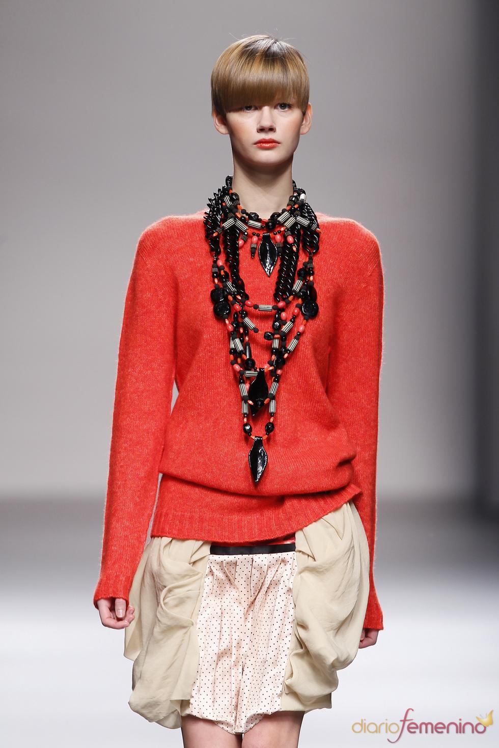 Fotos Moda: Lydia Delgado en Cibeles 2010