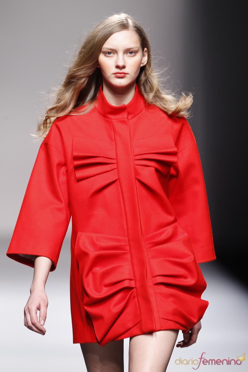 Lydia Delgado enseña su colección en Cibeles Madrid Fashion Week 2010