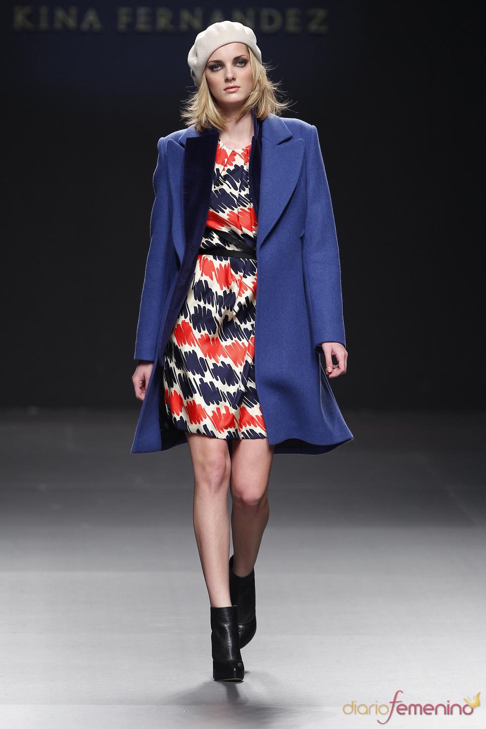 Los diseños de Kina Fernández en Madrid Fashion Week 2010