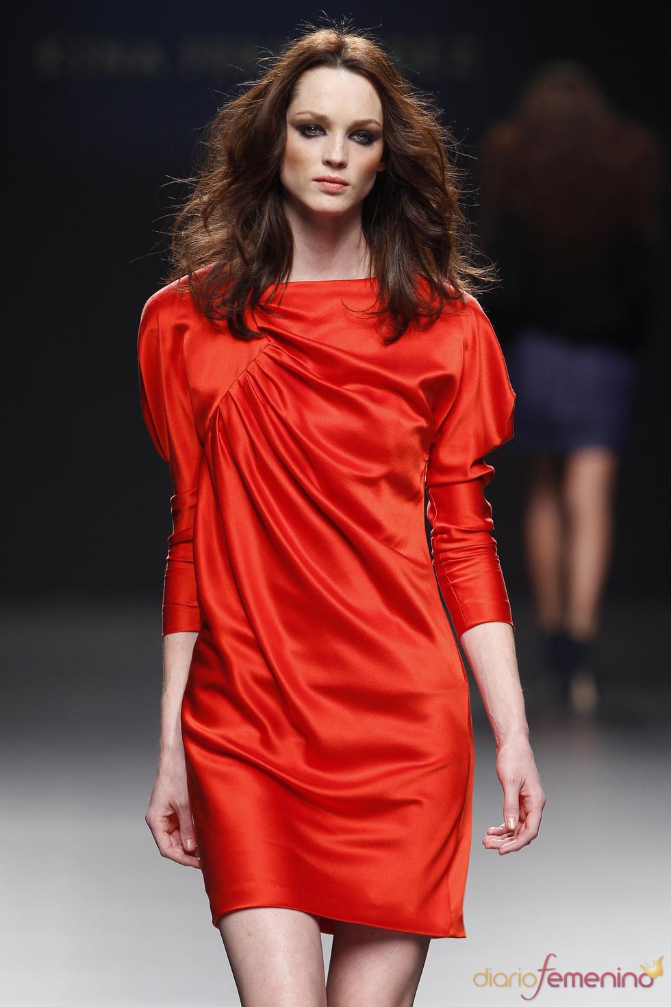 Moda Mujer: Kina Fernández en la Semana de la Moda 2010