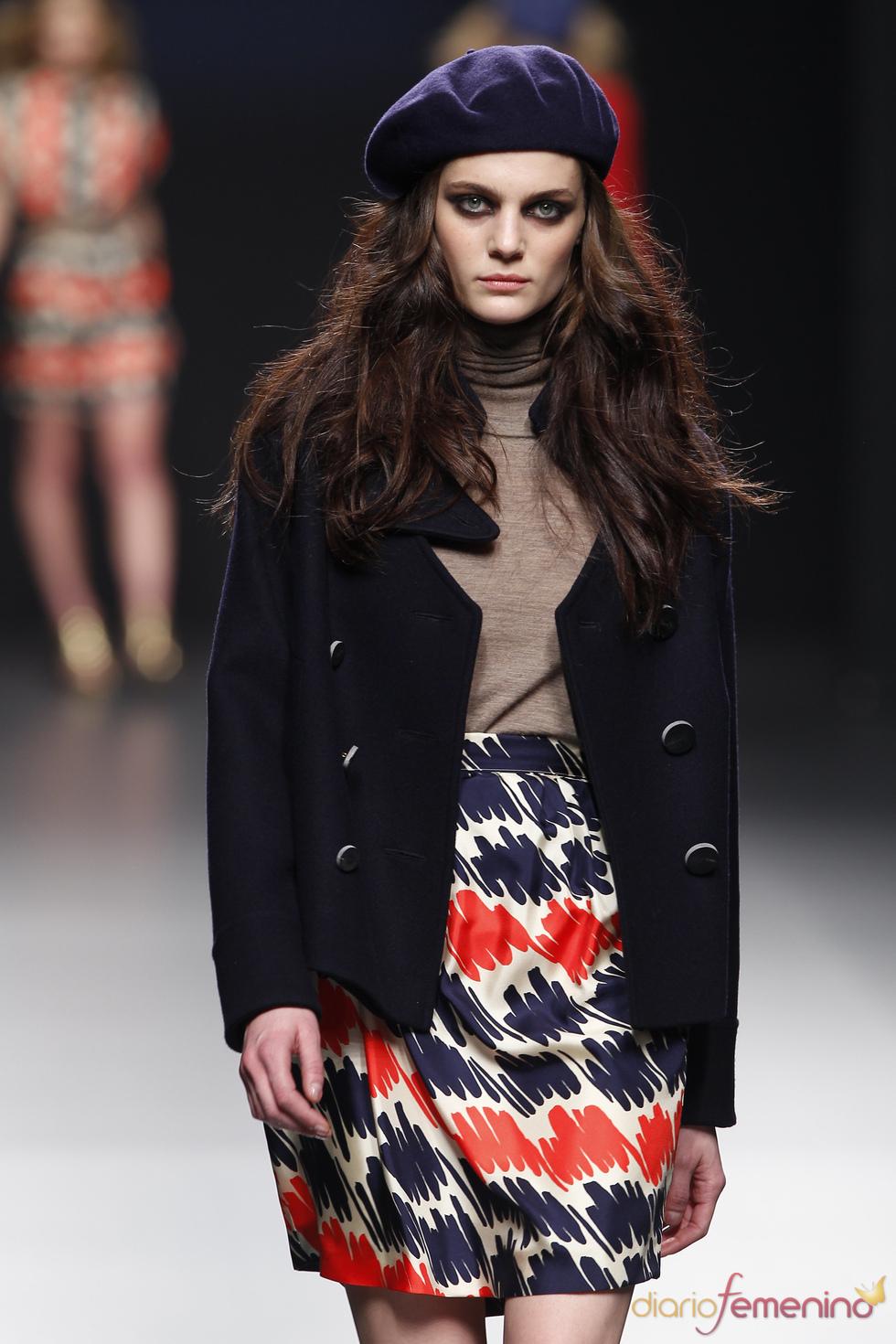 Propuestas de Kina Fernández en Cibeles Madrid Fashion Week