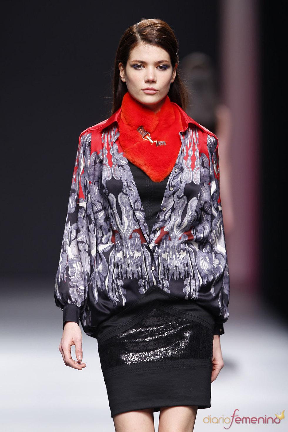 Propuestas de Miriam Ocáriz en Cibeles Madrid Fashion Week