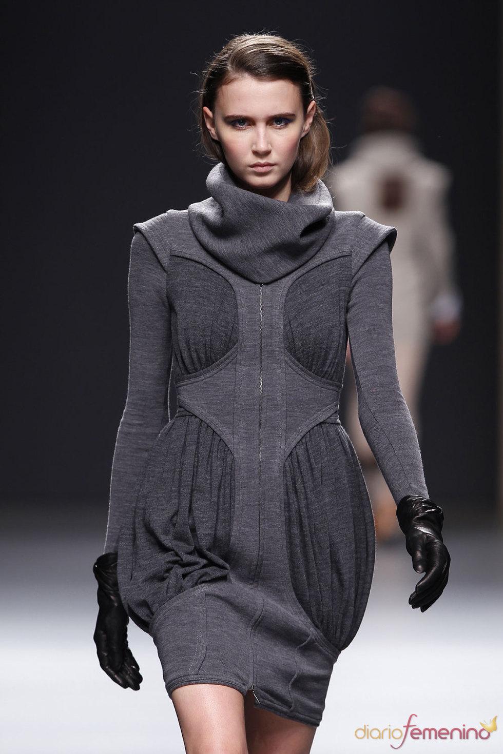 Miriam Ocáriz en Cibeles Madrid Fashion Week