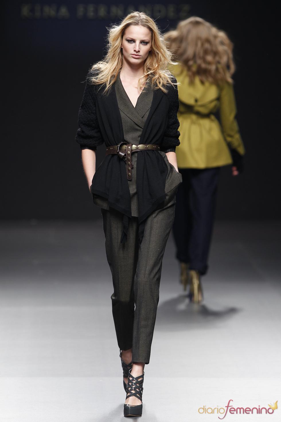Kina Fernández muestra su colección en Cibeles Madrid Fashion Week